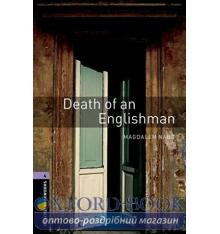 Oxford Bookworms Library 3rd Edition 4 Death of an Englishman