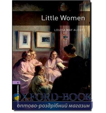 Oxford Bookworms Library 3rd Edition 4 Little Women