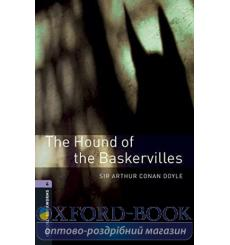 Oxford Bookworms Library 3rd Edition 4 The Hound of the Baskervilles + Audio CD 9780194621076 купить Киев Украина
