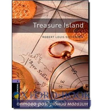 Oxford Bookworms Library 3rd Edition 4 Treasure Island