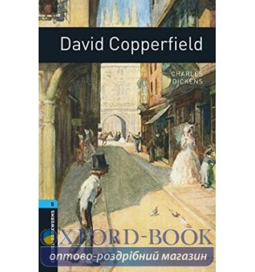 Oxford Bookworms Library 3rd Edition 5 David Copperfield + Audio CD