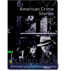 Oxford Bookworms Library 3rd Edition 6 American Crime Stories