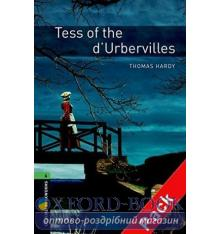 Oxford Bookworms Library 3rd Edition 6 Tess of the d'Urbervilles + Audio CD