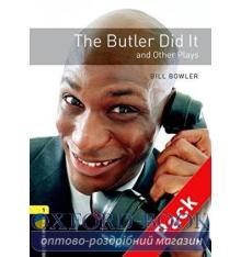 Oxford Bookworms Library Plays 3rd Edition 1 The Butler Did It & Other Plays + Audio CD