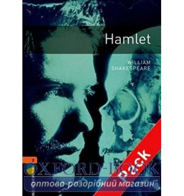Oxford Bookworms Library Plays 3rd Edition 2 Hamlet + Audio CD
