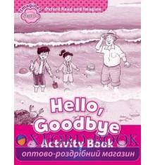 Oxford Read and Imagine Starter Hello, Goodbye Activity Book