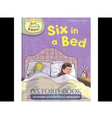 Oxford Reading Tree Read with Biff, Chip and Kipper 1 Six in a Bed