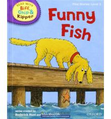 Oxford Reading Tree Read with Biff, Chip and Kipper 2 Funny Fish