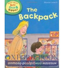 Oxford Reading Tree Read with Biff, Chip and Kipper 3 The Backpack