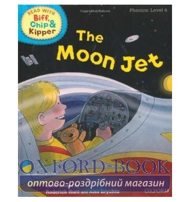 Oxford Reading Tree Read with Biff, Chip and Kipper 4 The Moon Jet
