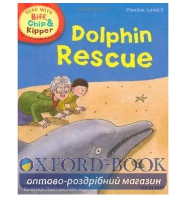 Oxford Reading Tree Read with Biff, Chip and Kipper 5 Dolphin Rescue