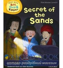 Oxford Reading Tree Read with Biff, Chip and Kipper 6 Secret of the Sands