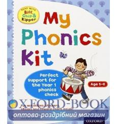 Oxford Reading Tree Read with Biff, Chip and Kipper: My Phonics Kit 9780198488002 купить Киев Украина
