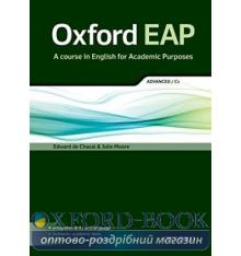 Oxford EAP Advanced Student's Book + DVD-ROM