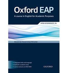Oxford EAP Upper-Intermediate Student's Book + DVD-ROM