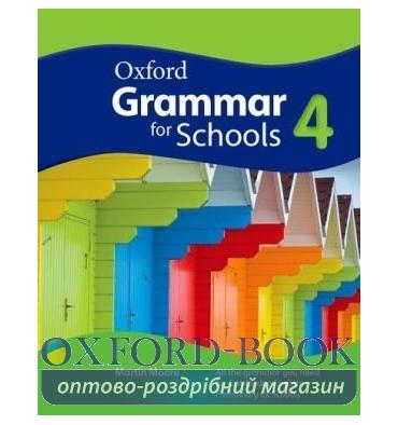 Oxford Grammar for Schools 4 Class Book