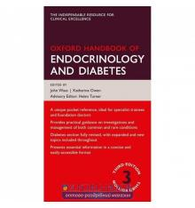 Oxford Handbook of Endocrinology and Diabetes 3rd Edition