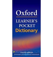 Книга Oxford Learners Pocket Dictionary 4th Edition ISBN 9780194398725