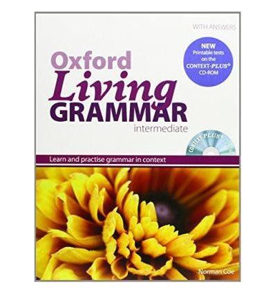 Oxford Living Grammar Intermediate + key + CD-ROM