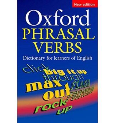 Oxford Phrasal Verbs Dictionary 2nd Edition