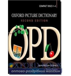 Oxford Picture Dictionary Audio CDs 2nd Edition 9780194740531 купить Киев Украина