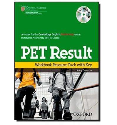 PET Result Workbook + key + MultiROM