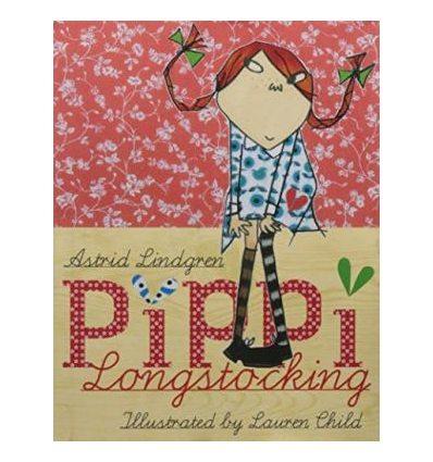 Pippi Longstocking Gift Edition HB