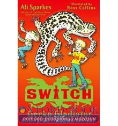 SWITCH: Gecko Gladiator (Book 10)