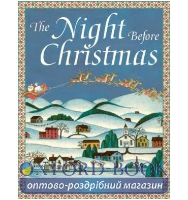 Книжка The Night Before Christmas ISBN 9780192728470