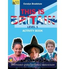 Робочий зошит This is Britain! 1 Activity Book ISBN 9780194593663