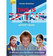 Робочий зошит This is Britain! 2 Activity Book ISBN 9780194593724