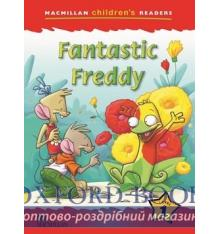 Книжка Macmillan Childrens Readers 1 Fantastic Freddy ISBN 9780230010048
