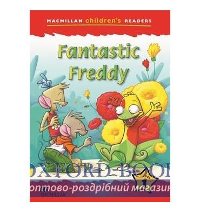 Macmillan Children's Readers 1 Fantastic Freddy