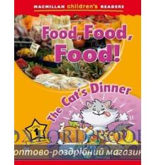 Книжка Macmillan Childrens Readers 1 Food, Food, Food!/ The Cats Dinner ISBN 9780230443648