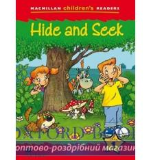 Книжка Macmillan Childrens Readers 1 Hide and Seek ISBN 9780230402003