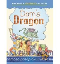 Книжка Macmillan Childrens Readers 2 Doms Dragon ISBN 9781405057189