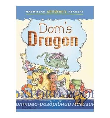Книжка Macmillan Childrens Readers 2 Doms Dragon ISBN 9781405057189