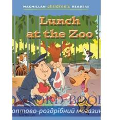 Книжка Macmillan Childrens Readers 2 Lunch at the Zoo ISBN 9780230402034