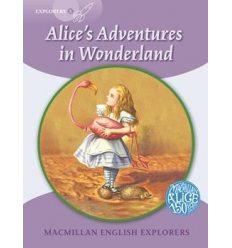 Книжка Macmillan English Explorers 5 Alices Adventures in Wonderland ISBN 9780230469297