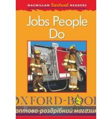 Книжка Macmillan Factual Readers 1+ Jobs People Do ISBN 9780230432048
