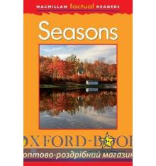 Книжка Macmillan Factual Readers 1+ Seasons ISBN 9780230432000