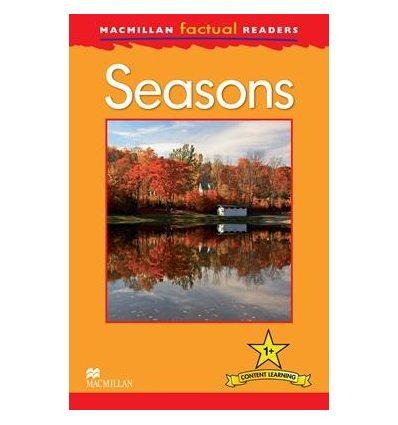 Macmillan Factual Readers 1+ Seasons