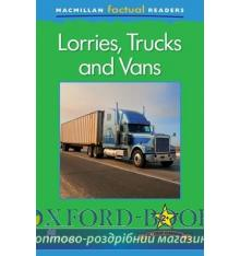 Macmillan Factual Readers 2+ Lorries, Trucks and Vans