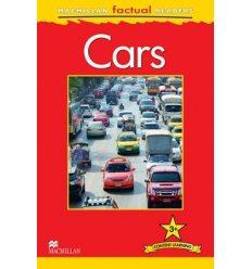 Macmillan Factual Readers 3+ Cars