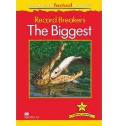 Macmillan Factual Readers 3+ The Biggest