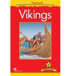 Macmillan Factual Readers 3+ Vikings