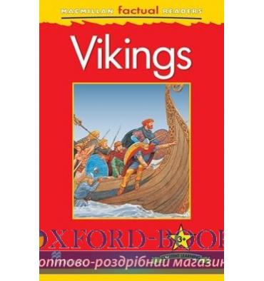 Книжка Macmillan Factual Readers 3+ Vikings ISBN 9780230432215