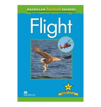 Macmillan Factual Readers 4+ Flights
