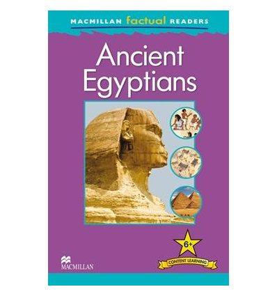 Книжка Macmillan Factual Readers 6+ Ancient Egyptians ISBN 9780230432376