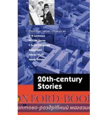 Книжка Macmillan Literature Collection 20th Century Stories ISBN 9780230408531